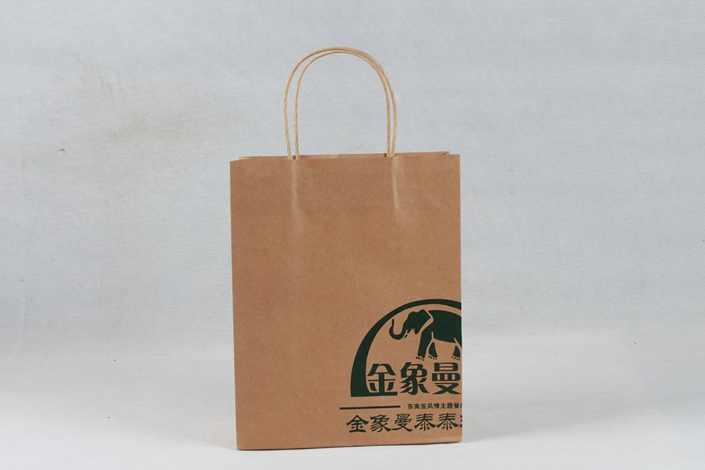 金象曼高档牛皮纸袋
