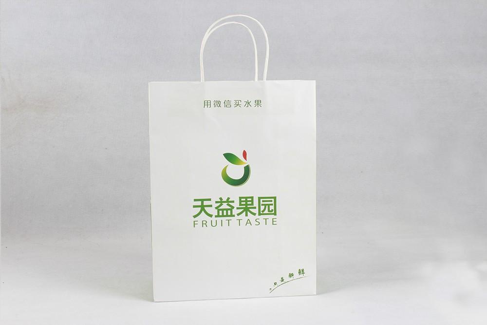 天益果园环保牛皮纸袋