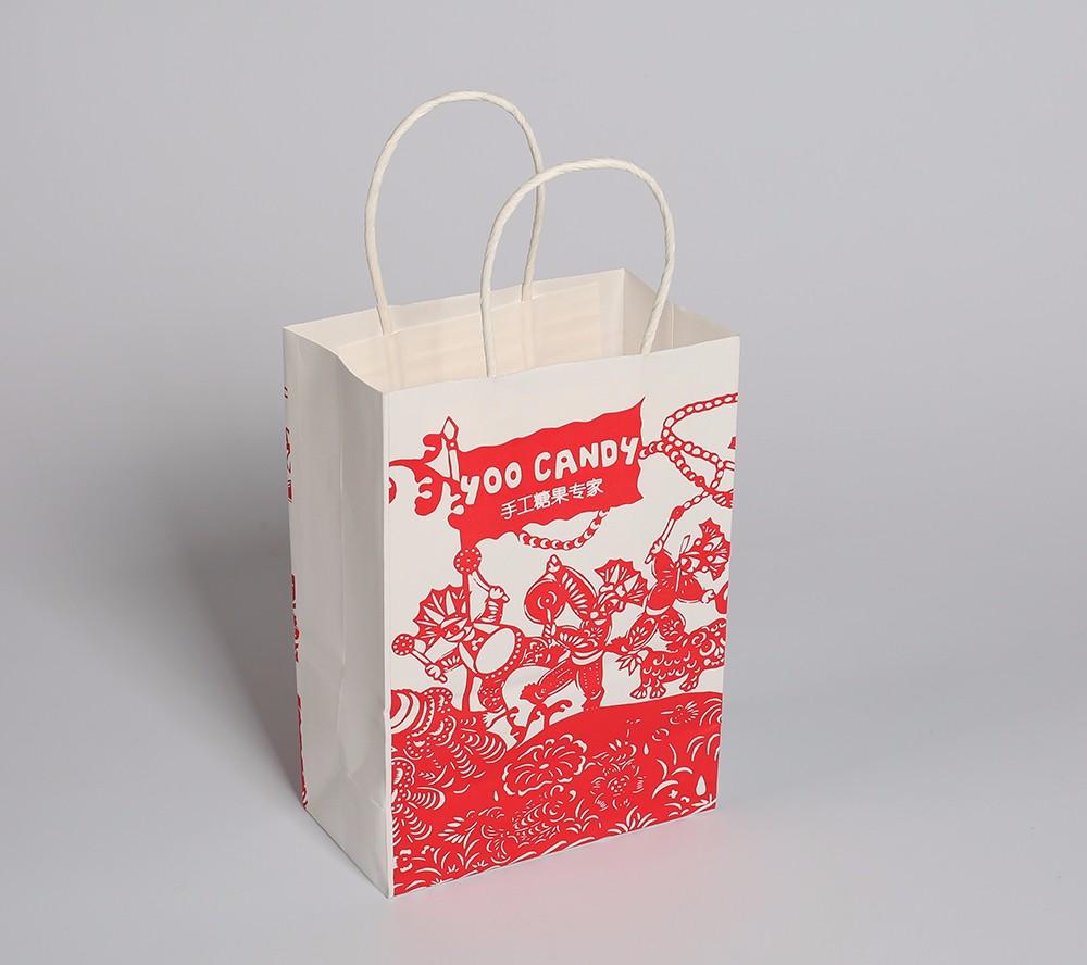麦禾打包袋子定做样例-手工糖果专家