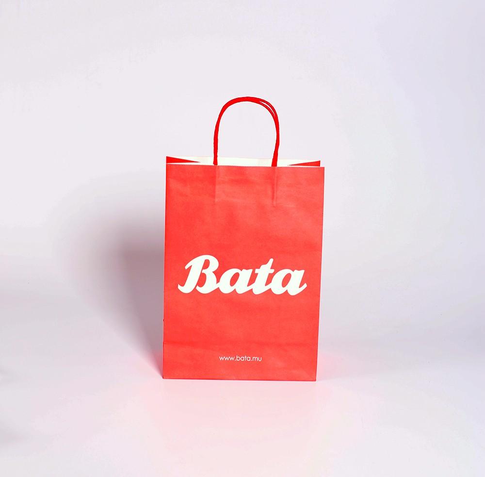 服装纸袋定做样例-贝塔